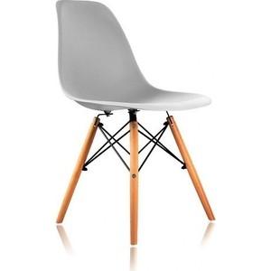 Стул для посетителя Хорошие кресла Eames grey пластиковые кресла для дачи запорожья