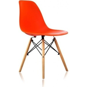 Стул для посетителя Хорошие кресла Eames orange double celebration of finishing the cracks movable side refrigerator kitchen corner shelf plastic three shelves 1064