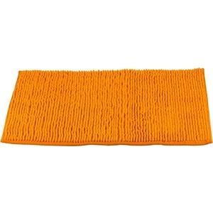 Коврик для ванной Swensa 45х70 см оранж, полиэстер (SWM-3003OR-B)