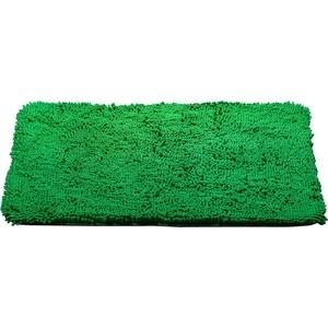 Коврик для ванной Brissen 60х90 см Chenille зеленый, полиэстер (BSM-8000-Green) коврик для ванной swensa 50х80 см spa полиэстер bsm 60 0217 spa