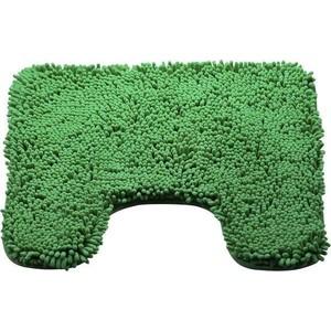 Коврик для туалета Brissen 50х50 см Chenille зеленый, полиэстер (BSMT-8000-Green) 8000 mcd 5mm green led emitters 10 pack