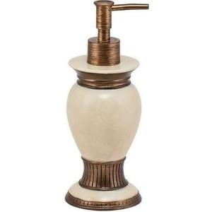 Диспенсер для мыла Swensa Антик крем, полирезина (SWT-0710A) таз виолет букет 0710 71