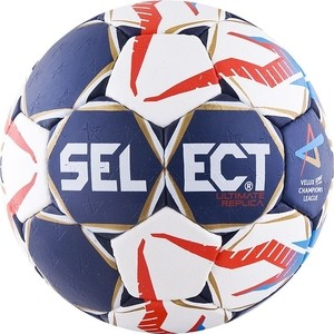Мяч гандбольный Select Ultimate Replica EHF (843516-203) Junior р.2 цена
