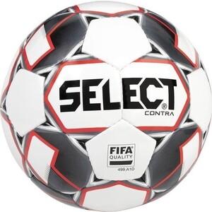 Мяч футбольный Select Contra (812310-006) р.4 мяч футбольный select talento р 4 тренировочный облегченный дизайн 2018г бел зел крас чер