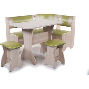 Набор мебели для кухни Бител Тюльпан - комби (ясень С-105 + С-101 ясень) doxa doxa 105 10 101 10