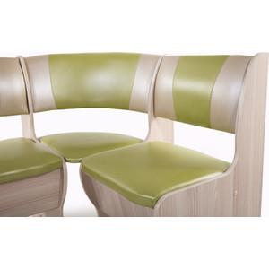 Набор мебели для кухни Бител Тюльпан - комби (ясень С-105 + С-101 ясень) от ТЕХПОРТ