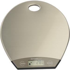 Кухонные весы FIRST FA-6403-1 Silver все цены