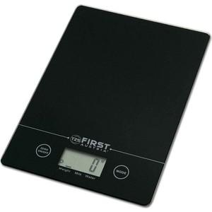 Кухонные весы FIRST FA-6400-2-BA блендер first fa 5243 2