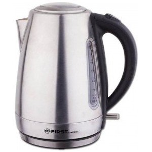 Чайник электрический FIRST FA-5409 Stell чайник электрический first fa 5409 stell