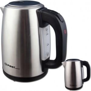 Чайник электрический FIRST FA-5410-0 Stell чайник first fa 5410 0