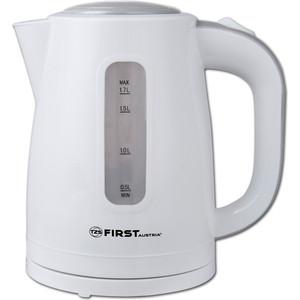 Чайник электрический FIRST FA-5426-4 White first fa 5262 4 white