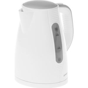 Чайник электрический FIRST FA-5426-5 White/Grey 1 lcd digital breath alcohol tester white grey