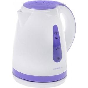 Чайник электрический FIRST FA-5427-0 White чайник first fa 5427 3 white grey
