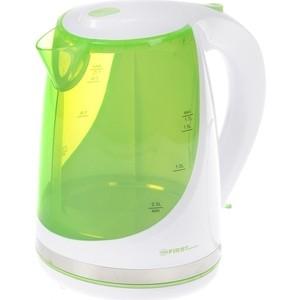 Чайник электрический FIRST FA-5427-8-GN чайник first 5427 1