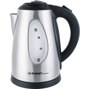 Чайник электрический FIRST FA-5410-8 Stell чайник first fa 5410 0