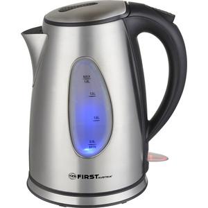 Чайник электрический FIRST FA-5410-7 Stell чайник first fa 5410 0