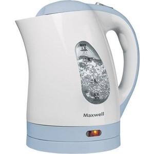 Чайник электрический Maxwell MW-1014(B) кольцо голубой топаз beatrici lux кольцо голубой топаз