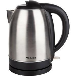 Чайник электрический Maxwell MW-1049(ST) maxwell mw 1081 st gray metallic электрический чайник