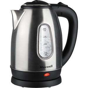 Чайник электрический Maxwell MW-1082(ST) maxwell mw 1081 st gray metallic электрический чайник