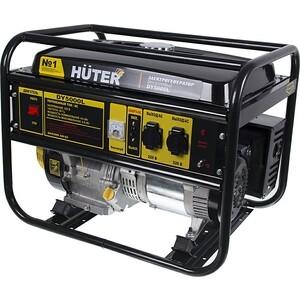 Фотография товара генератор бензиновый Huter DY5000L (84411)