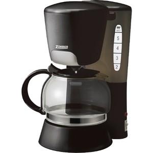 Кофеварка ZIMBER ZM 10686-1 черный