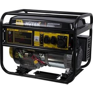 Генератор бензиновый Huter DY8000LX купить волосы на трессах в москве недорого