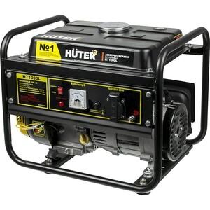 Фотография товара генератор бензиновый Huter HT1000L (84415)