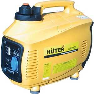 Генератор бензиновый инверторный Huter DN2100