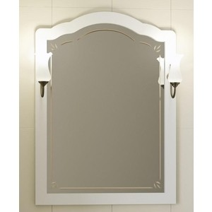 Фото - Зеркало Opadiris Лоренцо 60 белый, для светильников 00000001041, Z0000001408 (Z0000011065) стикеры для стен chinastyler 60 92 diy month1