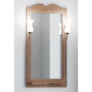 Зеркало в деревянной раме Opadiris Тибет 50 антикварный орех, для светильников 00000001041 (Z0000003417) вадим шегалов мои дороги тибет