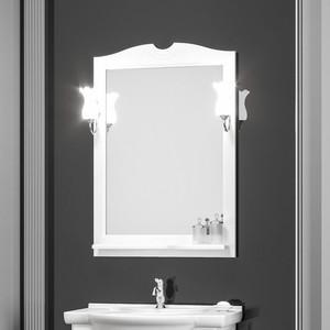 Зеркало Opadiris Тибет 70 белый матовый, для светильников Z0000006243 (Z0000012653) ботинки affex tibet desert