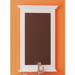 Зеркало в деревяннои? раме Opadiris Палермо 50 белый (Z0000008556) стенка палермо 12