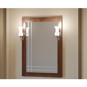 Зеркало в деревянной раме Opadiris Сакура 60 светлый орех левое, для светильников Z0000006243 (Z0000010822) цена