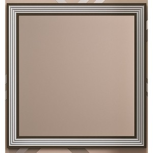 Зеркало в деревянной раме Opadiris Карат 80 серебро, с подсветкой и сенсорным выключателем (Z0000004136) зеркало opadiris тора 28 с подсветкой и выключателем z0000003002