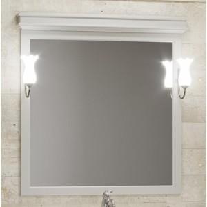 Зеркало Opadiris Борджи 95 слоновая кость, для светильников 00000001041 (Z0000012530)
