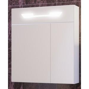 Зеркальный шкаф Opadiris Октава 60 белый (Z0000009152) купить газовый счетчик октава g4