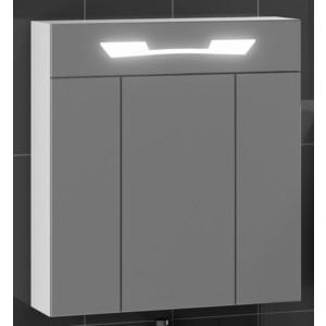 Зеркальный шкаф Opadiris Октава 80 белый (Z0000007795) купить газовый счетчик октава g4
