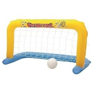 Надувные ворота для поло Bestway (52123) 137х66 см с мячом а н глейберман упражнения с набивным мячом