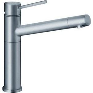 Смеситель для кухни Blanco Alta нержавеющая сталь (512321) смеситель alta s compact chrome rock grey 518809 blanco