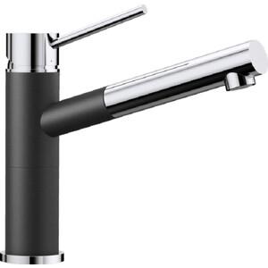 Смеситель для кухни Blanco Alta-s compact антрацит (515333) смеситель alta s compact chrome rock grey 518809 blanco