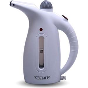 Отпариватель Kelli KL-317 белый пароочиститель kelli kl 317