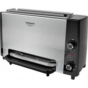 Фото - Электрогриль Hotpoint-Ariston VG 120 GHX0 двухкамерный холодильник hitachi r vg 472 pu3 gbw