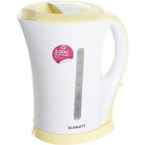 Чайник электрический Scarlett SC-EK14E07 масляный радиатор scarlett sc oh67b02 7