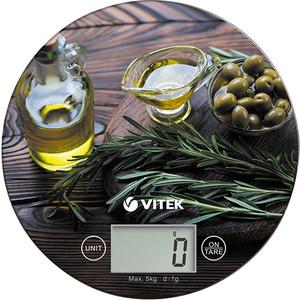 Кухонные весы Vitek VT-8029 кухонные весы vitek vt 2415 b