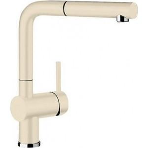 Смеситель для кухни Blanco Linus-s silgranit жасмин (516693) клапан обратный канализационный наружный 110 мм