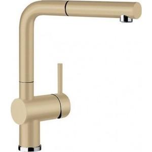 Смеситель для кухни Blanco Linus-s silgranit шампань (516694) клапан обратный канализационный наружный 110 мм