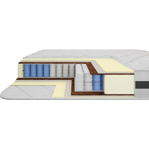 Матрас Armos Ариана TFK 512 3D трикотаж 90x200