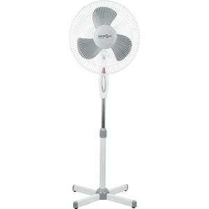 Вентилятор Maxtronic MAX-1619-1 бело/серый boom light бело 1