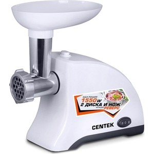 Мясорубка Centek CT-1609 White centek ct 1080 white
