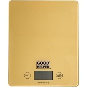 Кухонные весы GOODHELPER KS-S04 беж мультиварка goodhelper мс 5110
